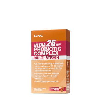 Ultra 25 Billion CFUs Probiotic Complex Multi Strain | GNC