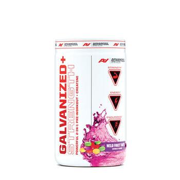Galvanized + Strength- Wild Fruit TartsWild Fruit Tarts | GNC