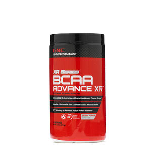XR Series™ BCAA Advance XR™ - Berry Fusion | GNC