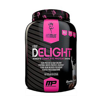 FitMiss™ DELIGHT™ Womens Complete Protein Shake - Chocolate DelightChocolate | GNC