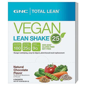 Vegan Lean Shake™ 25 - Natural ChocolateNatural Chocolate | GNC