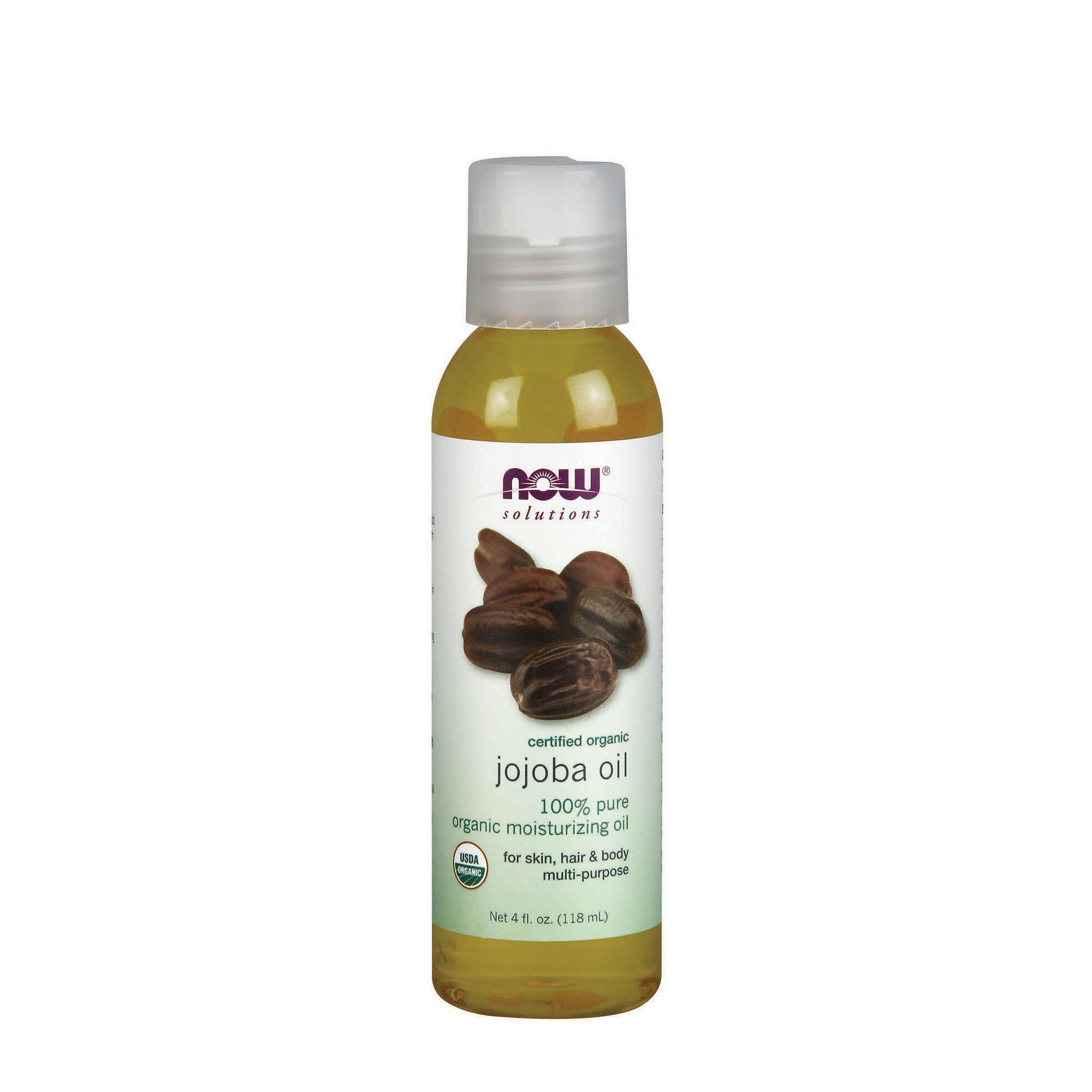 Jojoba Oil - 4 Fl. Oz. - Now - Personal Care