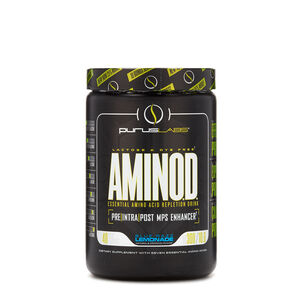 AminOD™ - Blue Razz LemonadeBlue Razz Lemonade | GNC