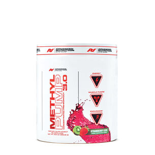 Methyl Pump Concentrated Pre-Workout 3.0 - Strawberry Kiwi   GNC