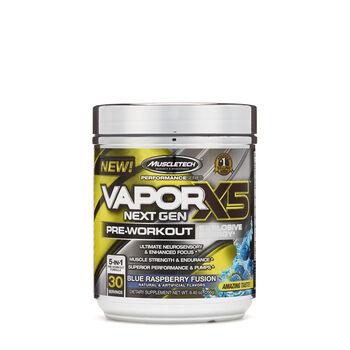 VaporX5™ - Blue Raspberry Fusion | GNC