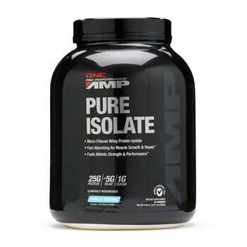 Pure Isolate - Vanilla CustardVanilla Custard | GNC