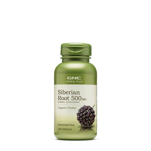 Siberian Root 500 mg | GNC