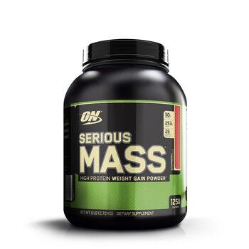 Serious Mass - StrawberryStrawberry | GNC