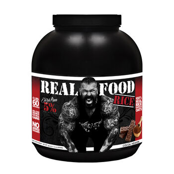 Real Food - Rice - Cocoa HeavenCocoa Heaven | GNC
