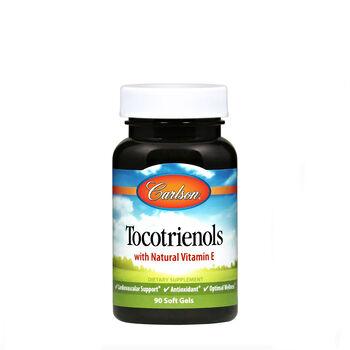 Tocotrienols with Natural Vitamin E | GNC