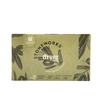 Stoneworks™ Dryer Sheets - Olive LeafOlive Leaf | GNC
