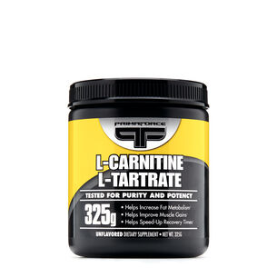 L-Carnitine L-Tartrate | GNC