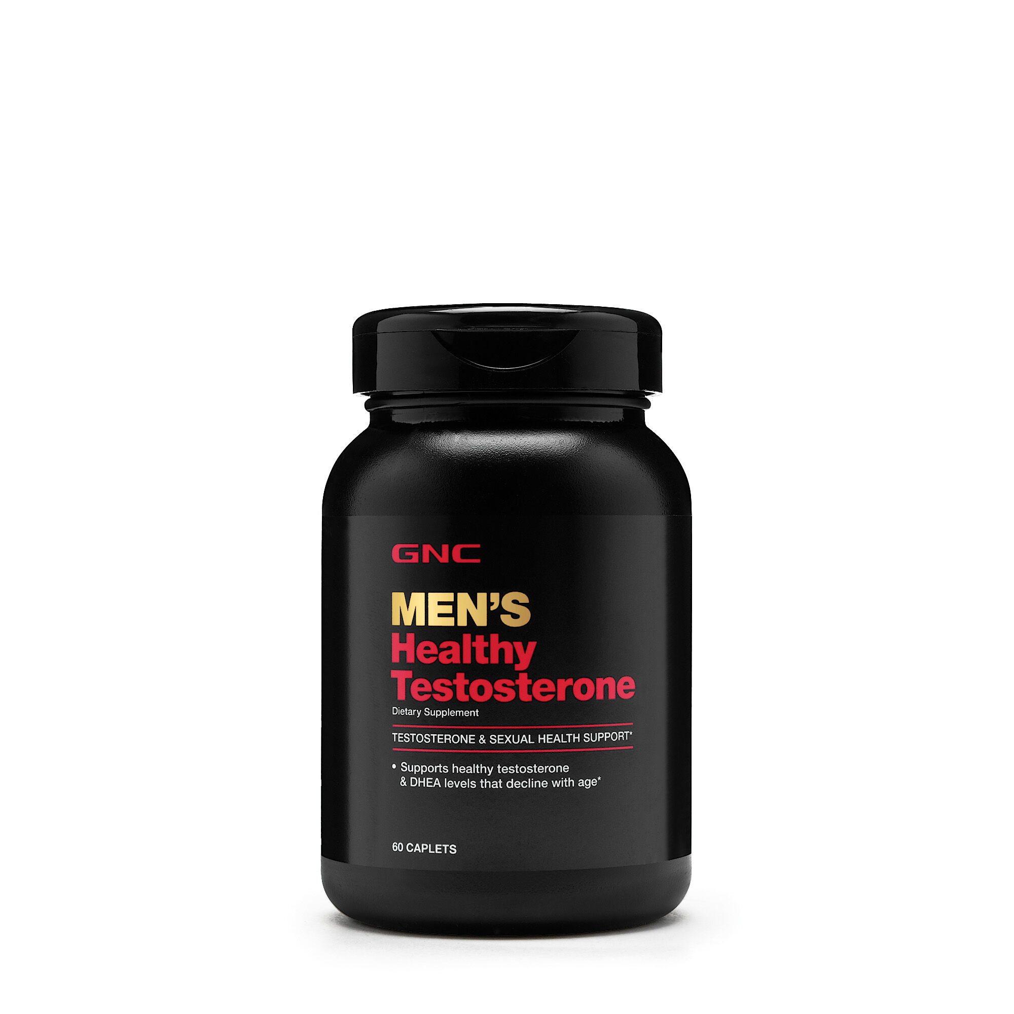 testosterone at gnc