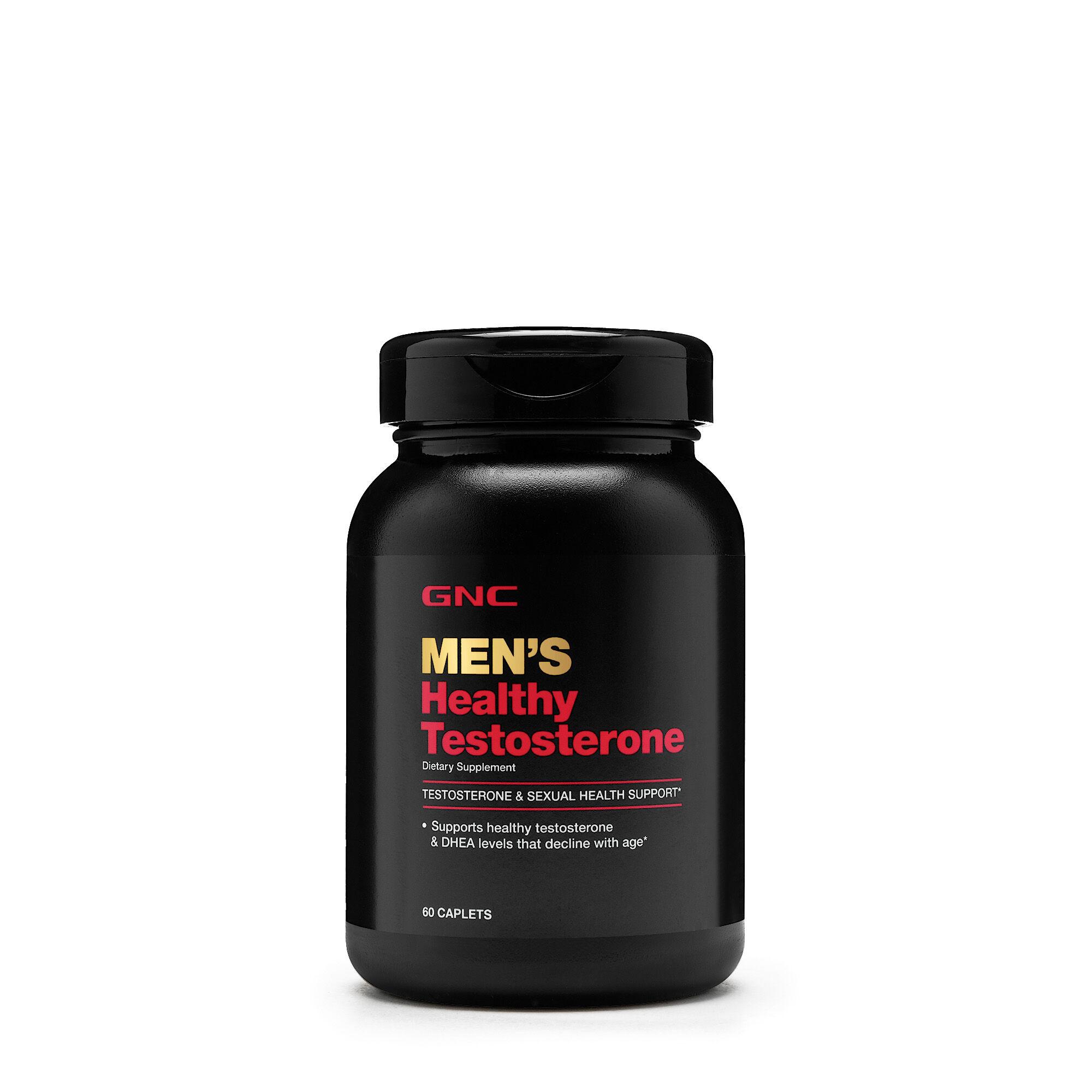 men s healthy testosterone