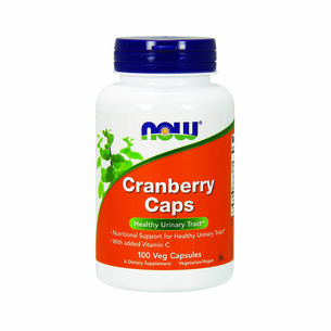 GNC Now Cranberry Caps