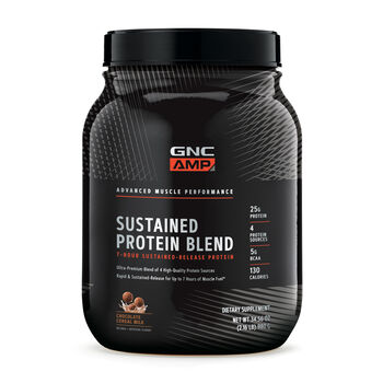 Sustained Protein Blend - Chocolate Cereal MilkChocolate Cereal Milk | GNC