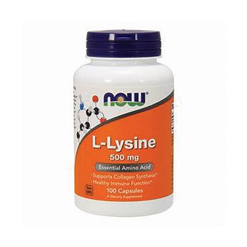 L-Lysine 500mg | GNC