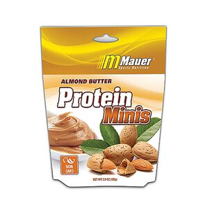 Almond Butter Protein Minis   GNC