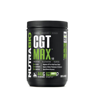 CGT MAX - Unflavored | GNC