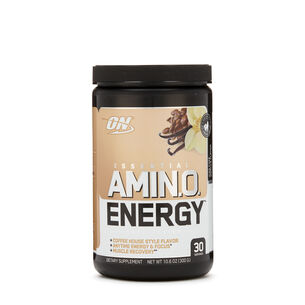 Essential AMIN.O Energy™ - Iced Cafe Vanilla FlavorIced Cafe Vanilla | GNC