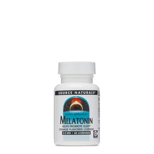 Melatonin 2.5 MG - Orange | GNC