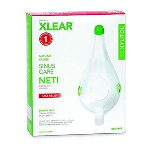 Xlear® Neti Rinse Kit | GNC
