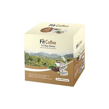 Fittea Fit Coffee 14 Day Detox Gnc
