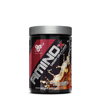 Amino X® - Cherry ColaCherry Cola | GNC