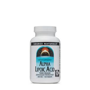 Alpha Lipoic Acid Timed Release 300 mg   GNC