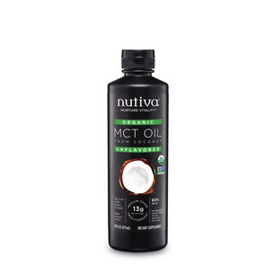 MCT Oil - Unflavored | GNC