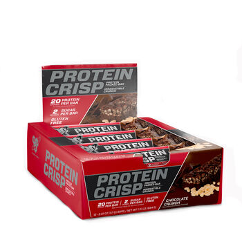 SYNTHA-6® Protein Crisp - Chocolate CrunchChocolate Crunch | GNC