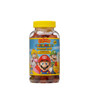 Super Mario Power Ups Complete Multivitamin | GNC