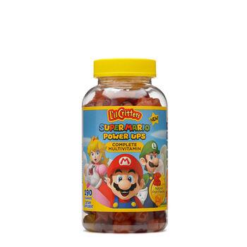 Super Mario Power Ups Complete Multivitamin | GNC