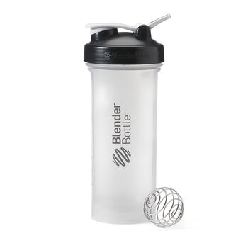 BlenderBottle® Pro45™ Shaker Bottle - Clear Cup, Black LidClear Cup, Black Lid | GNC