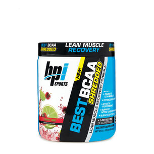 BEST BCAA Shredded™ - Cherry LimeCherry Lime | GNC