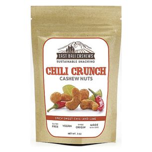 Cashew Nuts - Chili CrunchChili Crunch | GNC