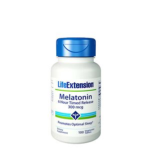 Melatonin Timed Release 3 mg | GNC