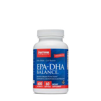 EPA - DHA Balance 600 MG of Omega 3 | GNC