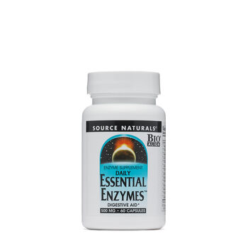 Daily Essential Enzymes™ 500 MG | GNC