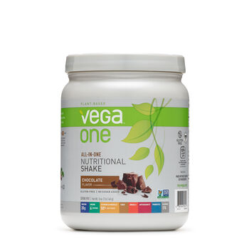 All-In-One Nutritional Shake - ChocolateChocolate   GNC