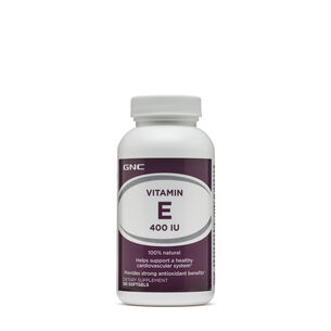GNC 비타민E Vitamin E 400 IU
