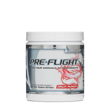 G6 Sports Pre-Flight - Fruit PunchFruit Punch | GNC