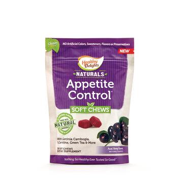 Appetite Control Soft Chews - Acai Berry | GNC