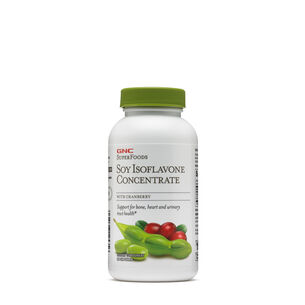 Soy Isoflavone Concentrate with Cranberry | GNC