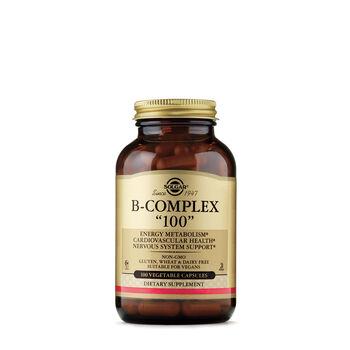 "B-Complex ""100"" | GNC"