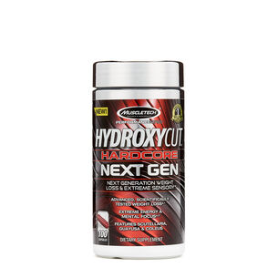 HYDROXYCUT HARDCORE® NEXT GEN | GNC