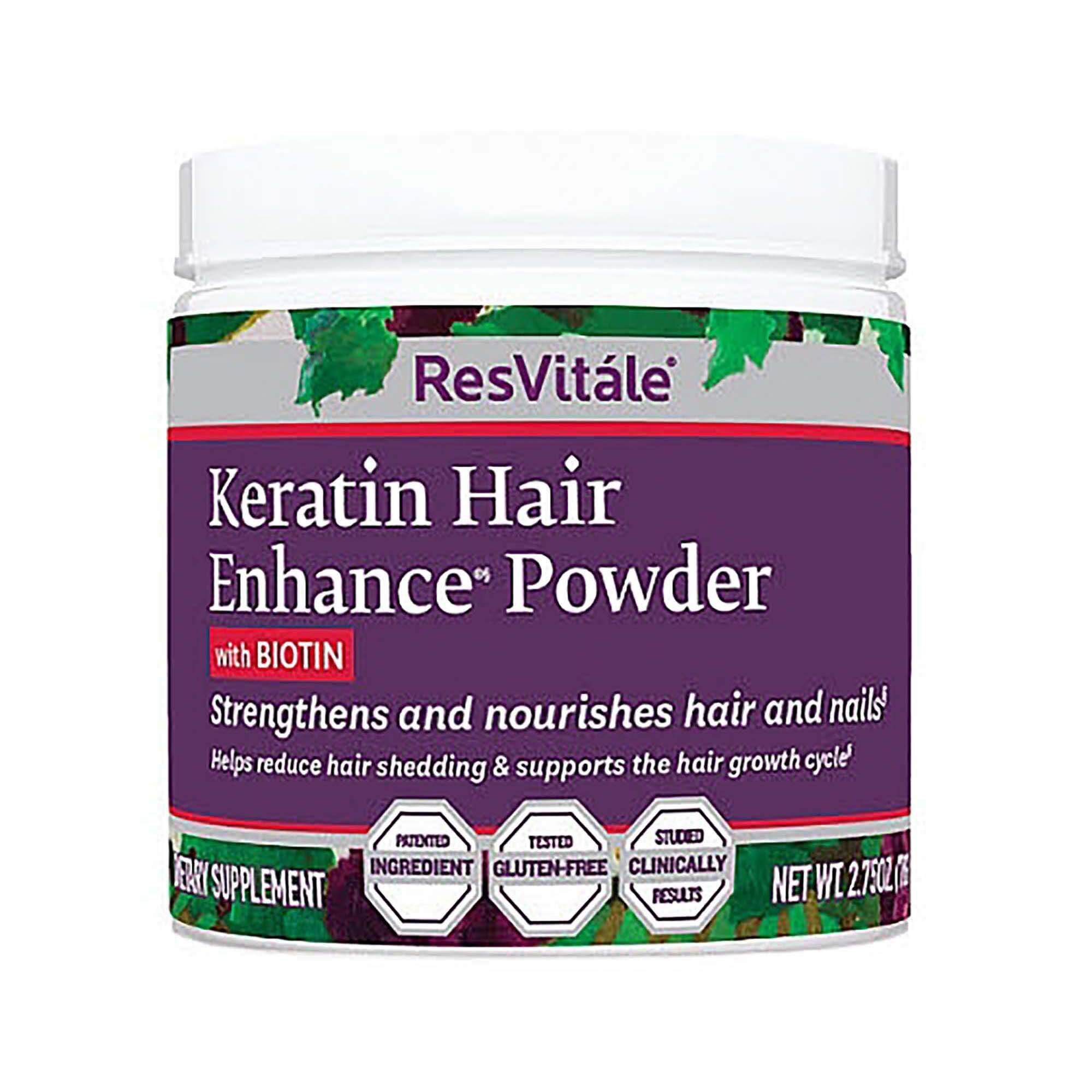 Keratin Hair Enhance® Powder