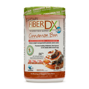 BarnDad's Fiber DX® - Cinnamon BunCinnamon Bun | GNC