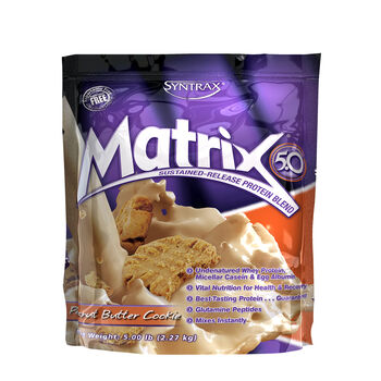Matrix® - Peanut Butter CookiePeanut Butter Cookie | GNC