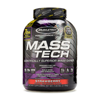 Mass Tech - StrawberryStrawberry | GNC